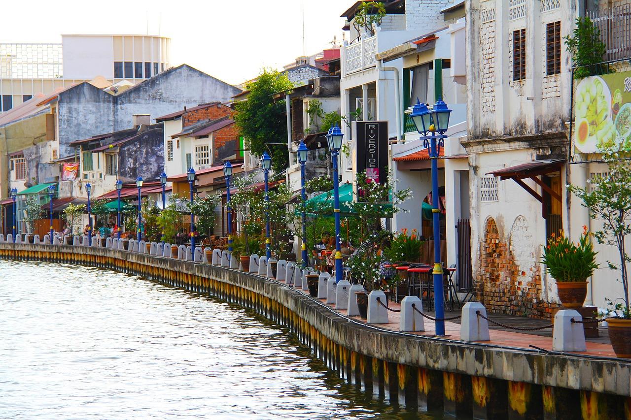 Podróż do kolorowego miasta – Melaka Malezja