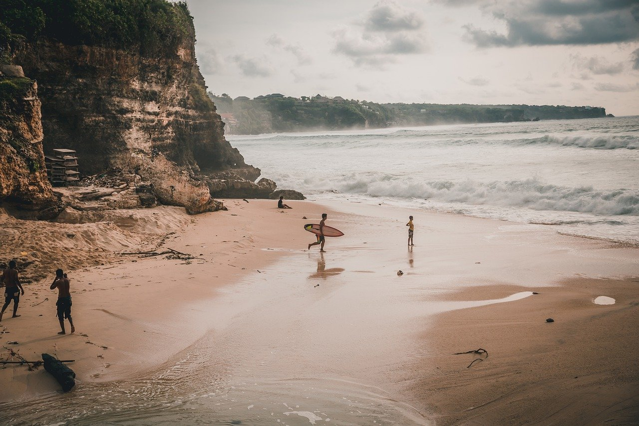 Najpiękniejsze miasto na Bali