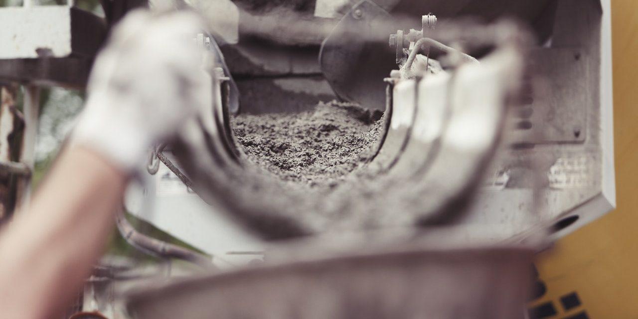 Nietypowe wykorzystanie betonu