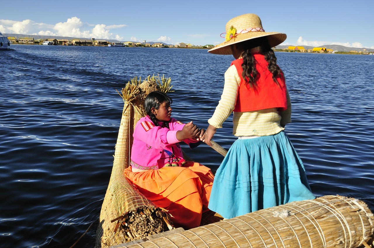 Co piszczy w peruwiańskich tradycjach?